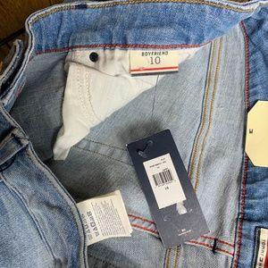 Tommy Hilfiger Jeans - NWT Tommy Hilfiger Distressed Boyfriend Jeans Moto